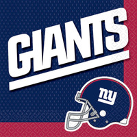 New York Giants Lunch Napkins (16)