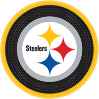 Pittsburgh Steelers Dinner Plates (8)