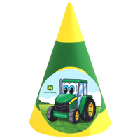 Johnny Tractor Cone Hats