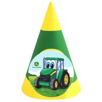 Johnny Tractor Cone Hats