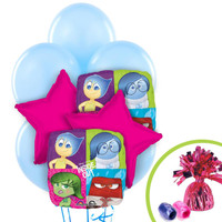 Disney Inside Out Balloon Bouquet