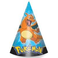 Pokemon Cone Hats