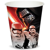 Star Wars VII 9 oz. Paper Cups