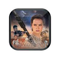 Star Wars VII Dessert Plates