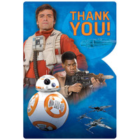 Star Wars VII Thank You Notes