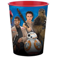 Star Wars VII 16 oz. Plastic Cup