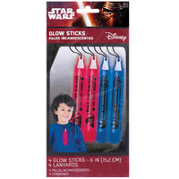 Star Wars VII Glow Stick Lanyards