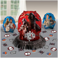 Star Wars VII Table Decorating Kit