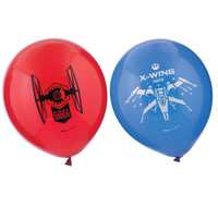 Star Wars VII Latex Balloons