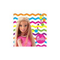 Barbie Beverage Napkins