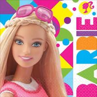Barbie Lunch Napkins