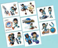 Miles From Tomorrowland Tattoos