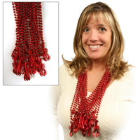 Crawfish/Lobster Beads (12 count)
