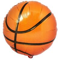 Basketball Foil Balloon