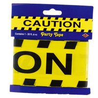 Caution Party Tape- 20'