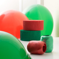 Red and Green Decorating Kit