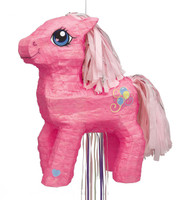 My Little Pony Pinkie Pie Pull-String Pinata