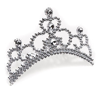 Tiara Haircombs (Pack of 4)