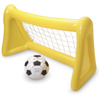 Inflatable Soccer Goal and Ball Set