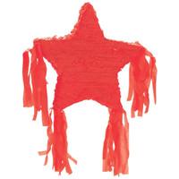 """Red Star 19"""" Pinata"""