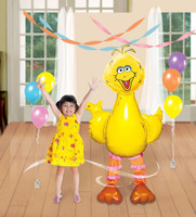 Big Bird Airwalker Jumbo Balloon