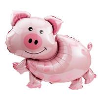 Pig Jumbo Foil Balloon