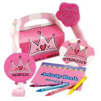 Birthday Princess Party Favor Box
