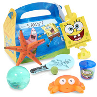 SpongeBob Classic Party Favor Box