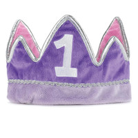 Purple Plush #1 Crown
