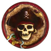 Pirates Dinner Plates