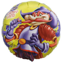 Candy Land Foil Balloon