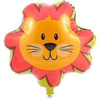 Safari Friends 1st Foil Balloon