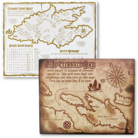 Pirates Acivity Placemats