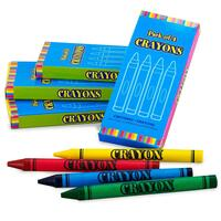 Primary Crayon Boxes