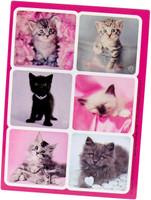 rachaelhale Glamour Cats Sticker Sheets