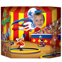 Circus Photo Prop