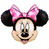 Disney Minnie Mouse Head Jumbo Foil Balloon