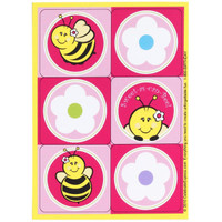 Sweet-As-Can-Bee Sticker Sheets