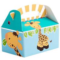 Giraffe Empty Favor Boxes