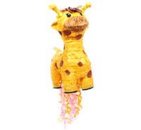 "Giraffe 21"" Pull-String Pinata"