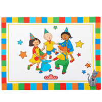 Caillou Activity Placemats