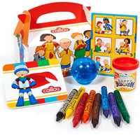 Caillou Party Favor Box