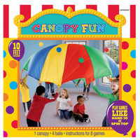 Big Top Canopy Fun Game