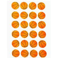 Basketball Sticker Sheet