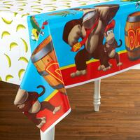 Donkey Kong Plastic Tablecover
