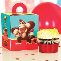 Donkey Kong Cupcake Boxes