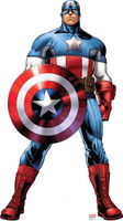 Captain America Standup