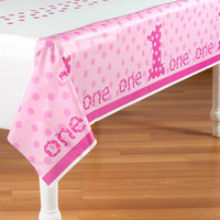 Everything One Girl Plastic Tablecover