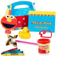 Elmo's 1st Party Favor Box
