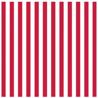 Red Stripe Jumbo Gift Wrap 16ft